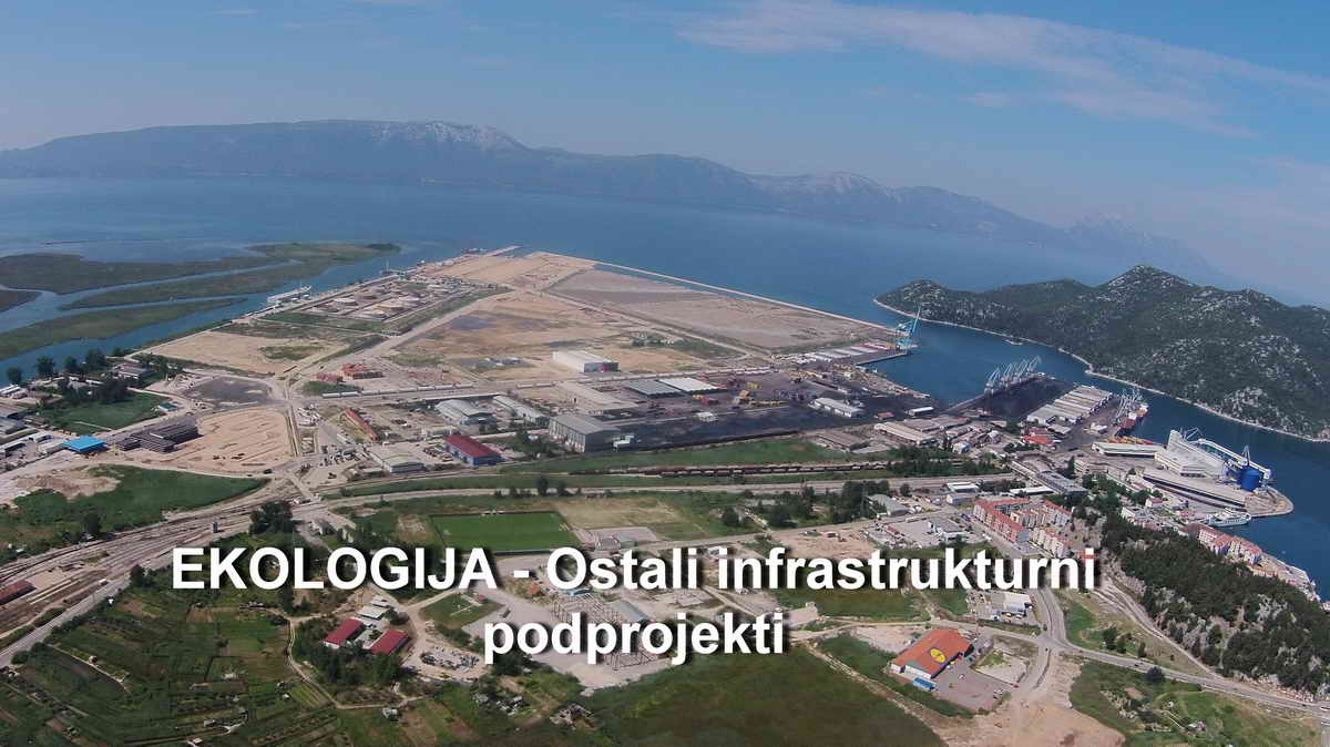 EKOLOGIJA - ostali infrastrukturni podprojekti